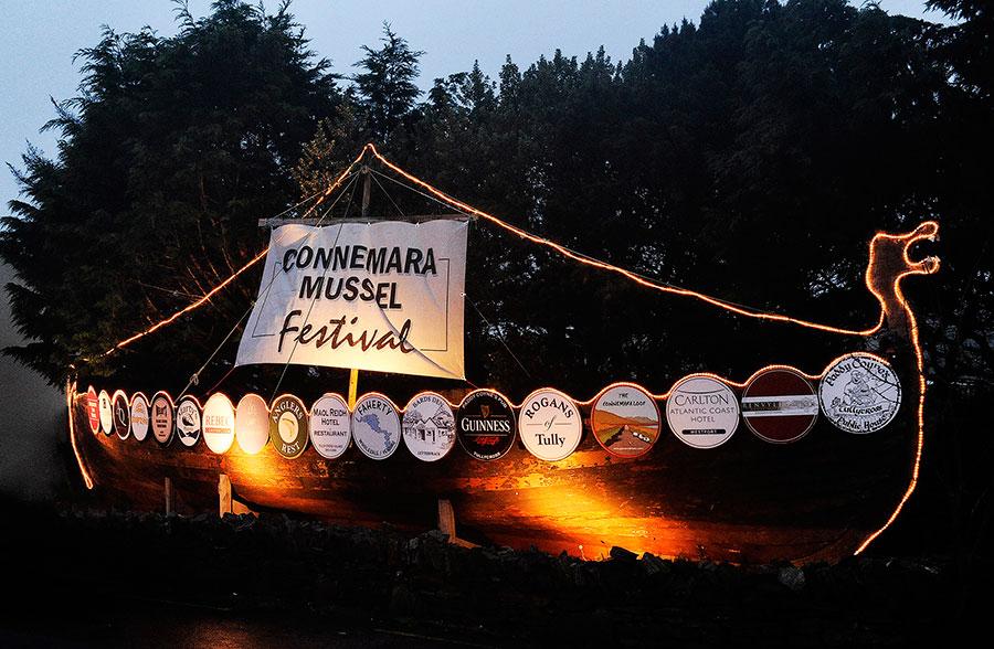 Connemara Mussel Festival 2017