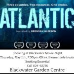 Atlantic screening at Blackwater Garden Centre, Youghal, Cork